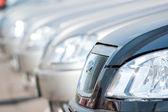 Car Dealership — Stock Photo