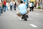 Minibike — Stock Photo