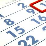 Calendar — Stock Photo #1267751