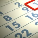 Calendar — Stock Photo #1268624
