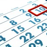 Calendar — Stock Photo #1268644
