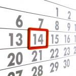 Calendar — Stock Photo #1268645