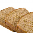 Brown bread — Stock Photo #1325933