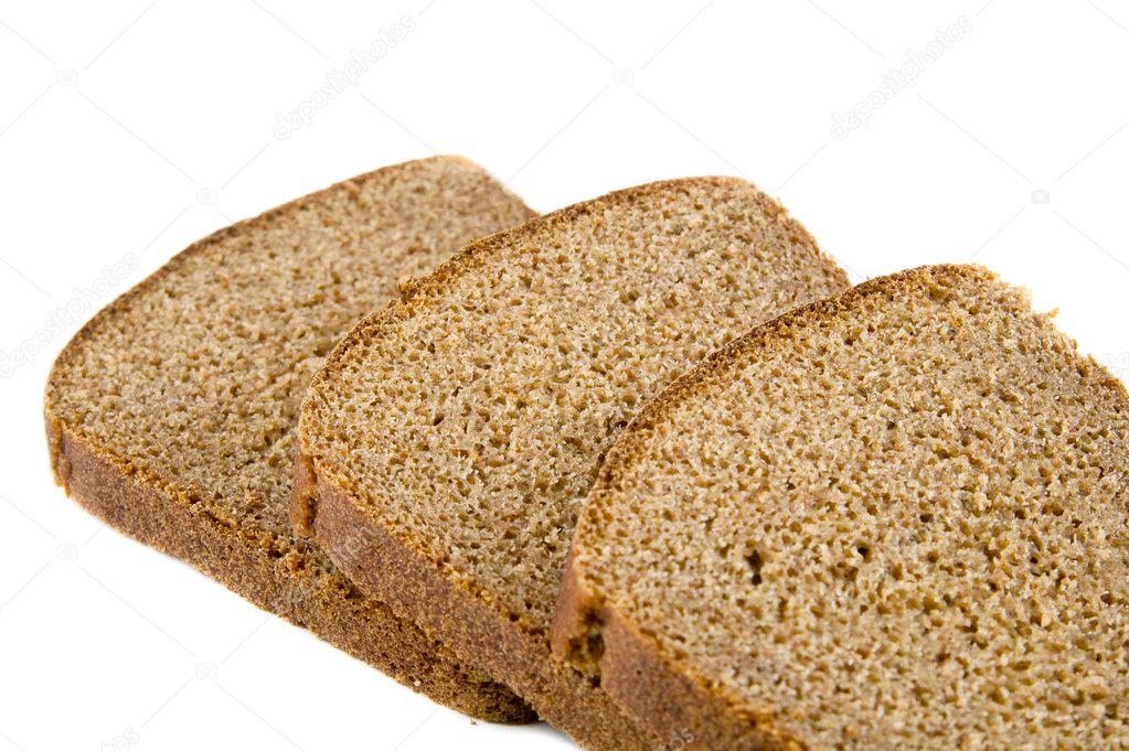 Brown bread — Stock Photo © ministr #1325933