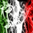 Abstract italian flag — Stock Photo #1012369