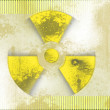 Stock Photo: Nuclear background