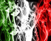 Abstract italian flag — Stock Photo