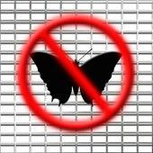 Stop bugs — Stock Photo