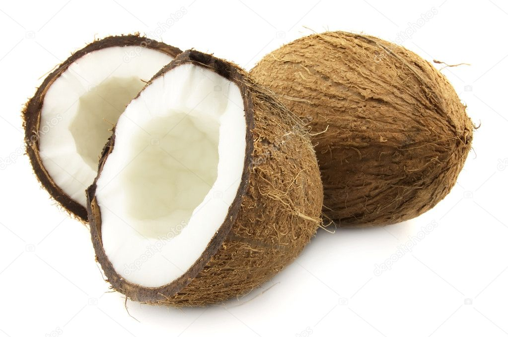 Coconut — Stock Photo #1013998
