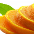 Stock Photo: Sweet orange