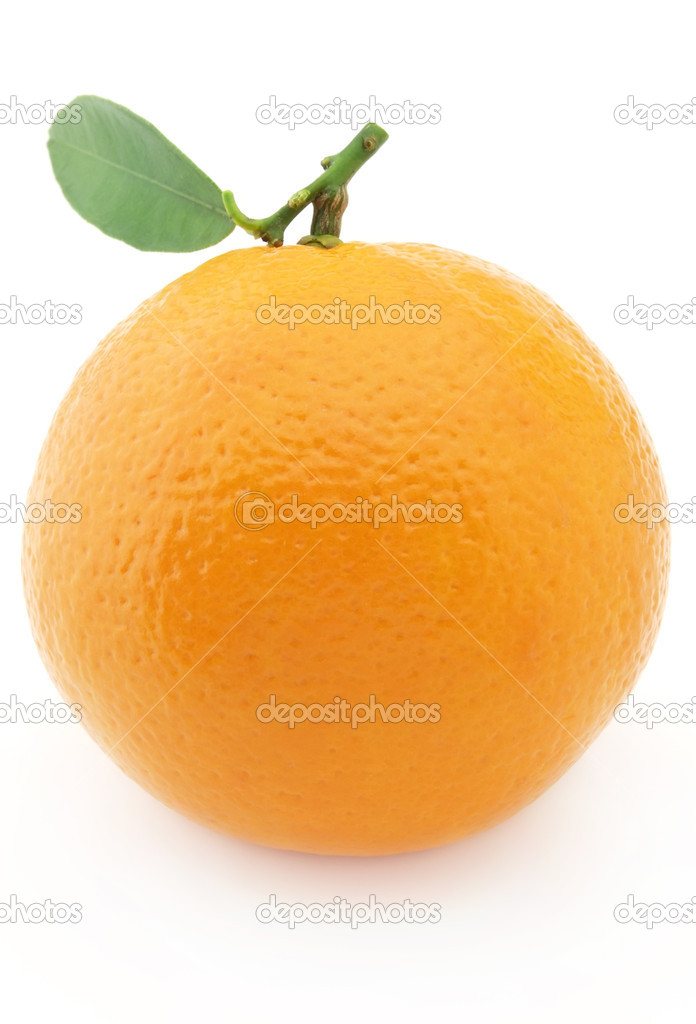 Sweet orange  Stock Photo #1805660