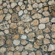 Royalty-Free Stock Photo: Rough stone wall texture
