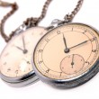 Antique Pocket Watch - Stock Photo