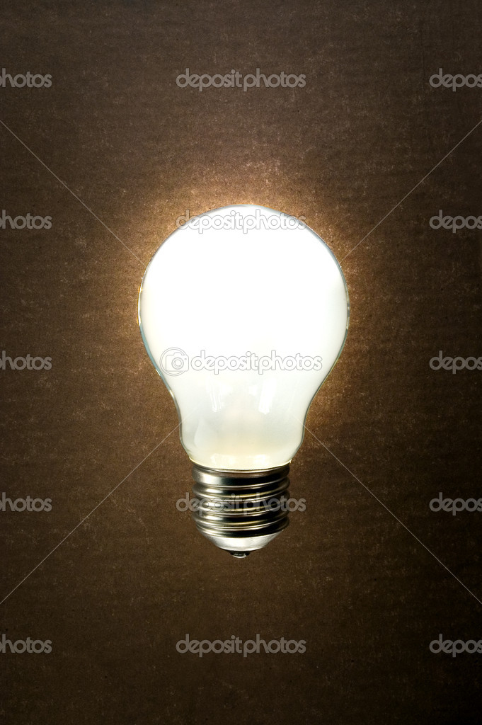 Light Bulb — Stock Photo #1104921