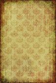 Vintage papel pintado de flores — Foto de Stock