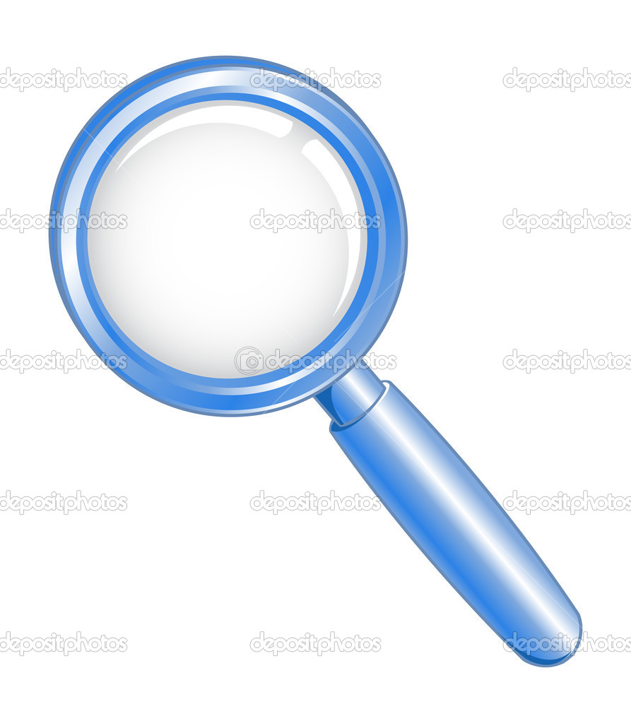 Magnifying Glass — Stock Photo #1165918