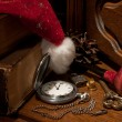 Things Santa Claus — Stock Photo