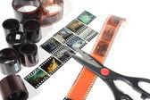 Video editing — Stock Photo