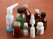 抗生素 — 图库照片