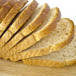 Sliced bread — Stock Photo #1015554