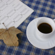 Foto Stock: Morning coffee