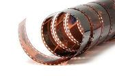 Filme de negativo colorido — Fotografia Stock