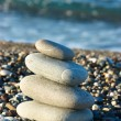 Pile of pebbles — Stockfoto #2065904