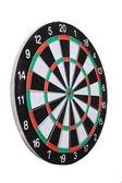 Playing darts — Stock Photo