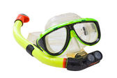 Equipment for diving — Stock Photo