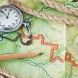 Stock Photo: Topographic maps