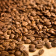 Royalty-Free Stock Photo: Background of coffe grains