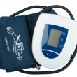 Blood Pressure Monitor — Stock Photo #1035025
