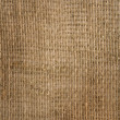 Royalty-Free Stock Photo: Burlap closely