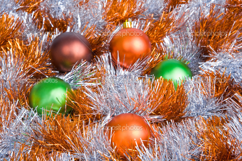 Christmas Ball — Stock Photo #1054566