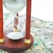 Time and money — Foto de Stock