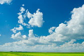 Cloudscape — Stock Photo