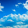 Layer of clouds - Stock Photo