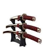 Samurai swords — Stock Photo