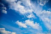Sky blue abstract — Stock Photo