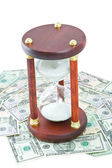 Time of money — Foto de Stock