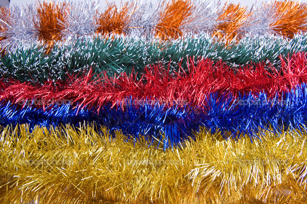 Tinsel  Foto Stock #1089084