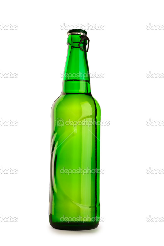 Bottle of beer — Stock Photo #1623940