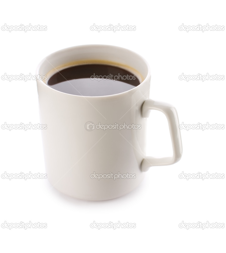 Mug with coffee — Stock Photo #1624953