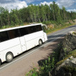 White bus — Stock Photo #1007250
