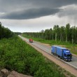 Highway Scandinavia — Stock Photo #1007571