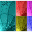 Royalty-Free Stock Vektorový obrázek: Abstract color background