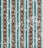 Seamless retro ornament — Stock Vector