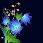 Spring bouquet — Stock Vector