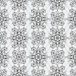 Royalty-Free Stock Vektorfiler: Seamless pattern with roses