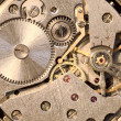 Stock fotografie: Mechanism of a watch